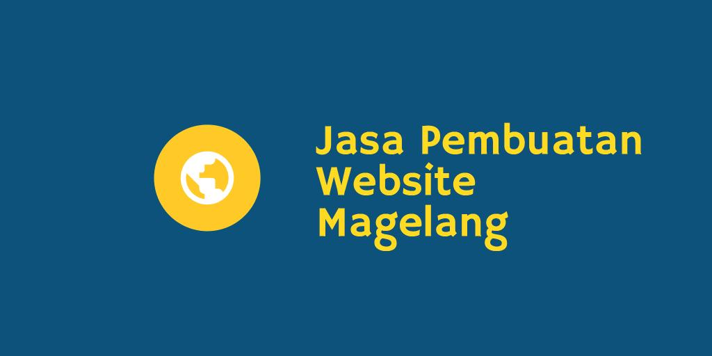 jasa pembuatan website magelang