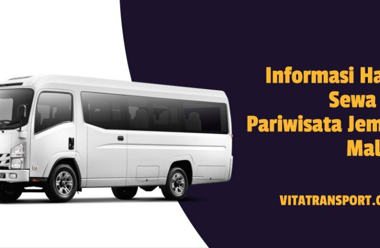 Informasi Harga Sewa Bus Pariwisata Jember Malang